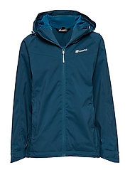 Surnadal  2-Layer Technical Jacket - BLUE TEAL