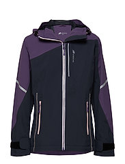 Stordalslia  2-Layer Technical Jacket - ANTRACITT