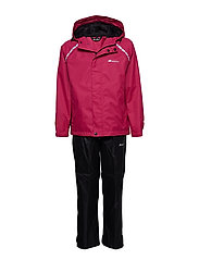 Risøy 2-Layer Technical Rainwear Set - ORCHIDEE