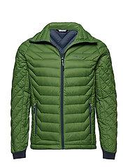 Veten  Light Down Jacket - GARDEN GREEN