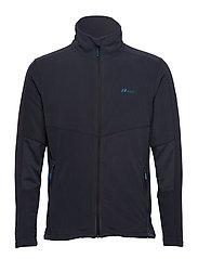 Årdalsvatnet Microfleece Jacket - ANTRACITT
