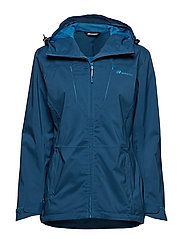 Nausdal  2-Layer Technical Jacket - BLUE TEAL