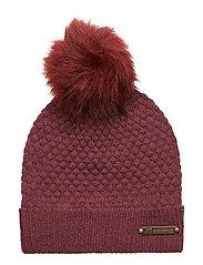 Kongsberg hat - CRUSHED VIOLET
