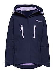 Seltuft 2-lags teknisk jacket - PRIME NAVY