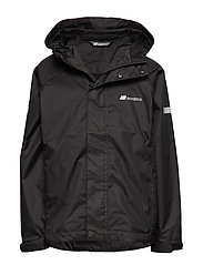 Risøy 2-Layer Technical Rain Jacket - BLACK