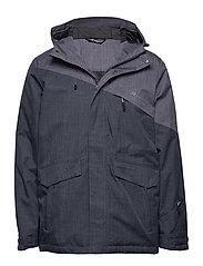 Holsen 2-Layer Techincal Jacket - STEEL