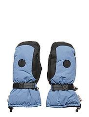 Salbu 2-Layer Fleece Gloves - DUSK BLUE