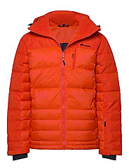 Selvågen Down Jacket - CHERRY TOMATO