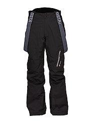 Holen 2-Layer Technical ski trousers - BLACK