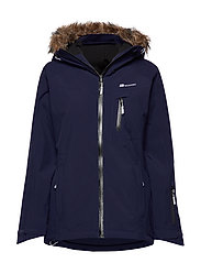 Sole 2-Layer Techincal Jacket - PRIME NAVY