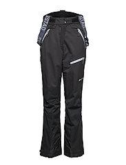 Haukeli 2-Layer Technical Ski Trousers - BLACK
