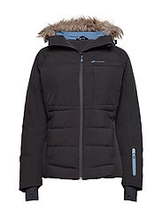 Kikkut Down Jacket - BLACK
