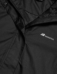 Skogstad - Hildra 2-layer technical rain jacket - wandel- en regenjassen - black - 6