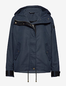 Ildalen   Casual Jacket - utility jackets - antracitt
