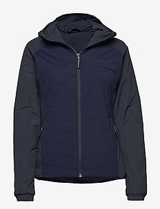 Klonipa   Light PrimaLoft Jacket - outdoor- & regenjacken - antracitt