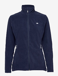 Tinnhølen  Microfleece Jacket - sweatshirts - prime navy