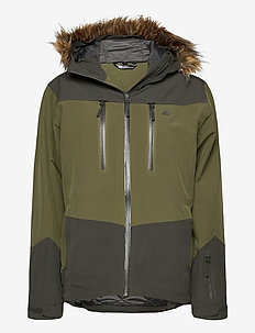 Keipen 2-layer technical jacket - laskettelutakki - four leaf