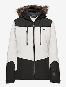 Keipen 2-layer technical jacket - laskettelutakki - vanilla ice
