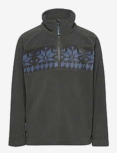 Bondalen Microfleece half-zip - fleecetøj - dark grey