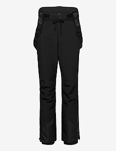 Lonene 2-layer technical trouser - insulated pants - black