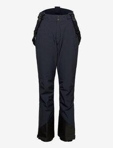 Lonene 2-layer technical trouser - skibukser - dark navy