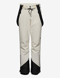 Lonene 2-layer technical trouser - insulated pants - vanilla ice