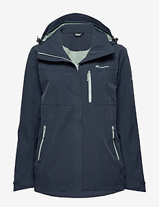 Stadt  2-layer Technical Jacket - outdoor- & regenjacken - antracitt