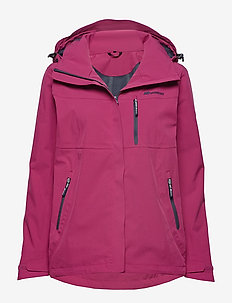 Stadt  2-layer Technical Jacket - outdoor & rain jackets - orchid