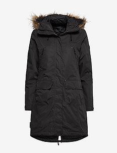 Sande 2-layer technical coat - jakker og regnjakker - new antracite