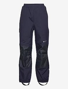 Plain 2-layer technical trouser - winter trousers - prime navy