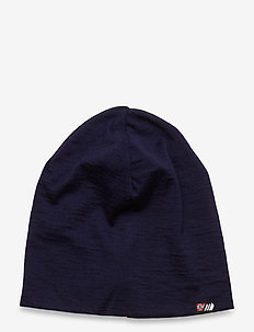 Aske merino wool hat - huer - prime navy