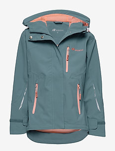 Heikletten  2-Layer Technical Jacket - jacken - bluestone