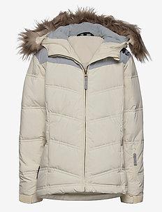 Roland down jacket - dunjakker & forede jakker - vanilla ice
