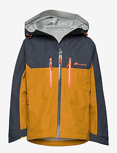 Vadsø  2,5-Layer Technical Shell Jacket - jacken - oker