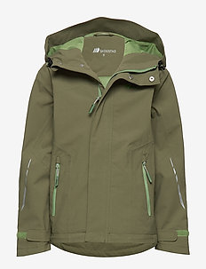 Oksla   2-Layer Technical Jacket - jacken - four leaf