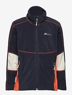 Troms  Microfleece Jacket - polar - antracitt