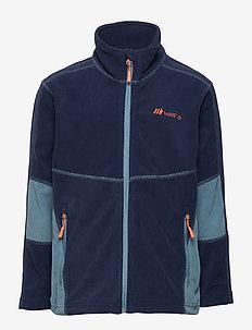 Troms  Microfleece Jacket - PRIME NAVY