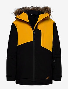 Høgeberget 2-layer technical jacket - skaljakke - black