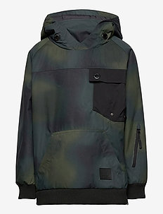 Geilo 2-layer technical anorak - vindjakke - four leaf