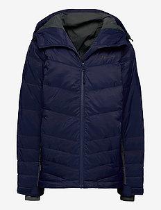 Hureset down jacket - veste rembourrée - prime navy