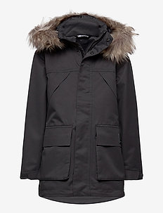 Nyheim 2-layer technical parka - parkas - new antracite