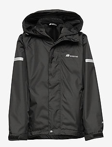 Risøy  2-Layer Technical Rain Jacket - jacken - black