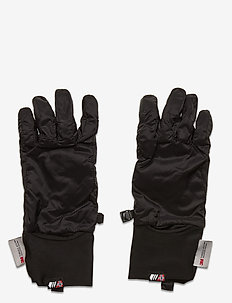 Sete insulated gloves - woll-kleidung - black