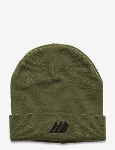 Andebu knitted hat - mützen - four leaf