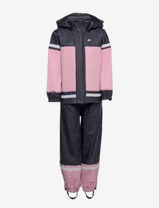 Ona PU rain set - sets & suits - lilas