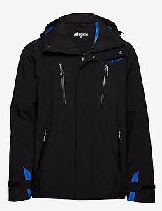 Smilværet   2-layer Technical Jacket - outdoor- & regenjacken - black