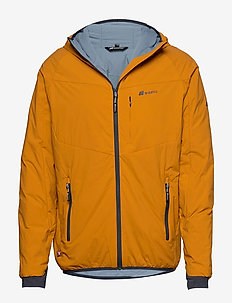 Losnegard Light PrimeLoft Jacket - insulated jackets - oker