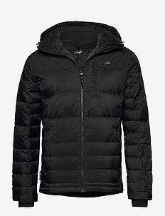 Selvågen down jacket - outdoor- & regenjacken - black