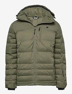 Selvågen down jacket - outdoor- & regenjacken - four leaf