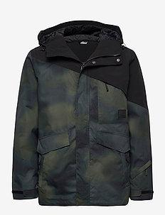 Holsen 2-layer technical jacket - outdoor- & regenjacken - four leaf pr